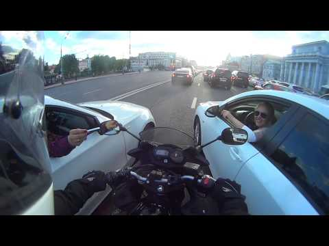 Road rage that didn't happen