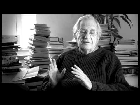 Education - Noam Chomsky discusses the purpose of education, impact of technology, whether education should be perceived as a cost or an investment and the value of stan...