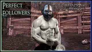 Shadow of Mordor | HOW TO CRAFT THE BEST ORC FOLLOWER in Nemesis Forge to bring to Shadow of War