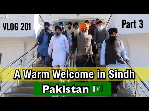 PAKISTAN TOUR 2019 || Part 3 || VLOG 201 || Bhai Gagandeep Singh