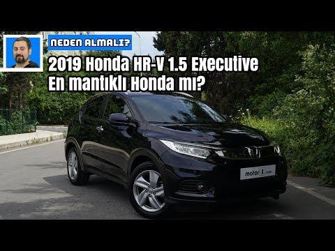 2019 Honda HR-V 1.5 Executive   En mantıklı Honda mı?   Neden Almalı?