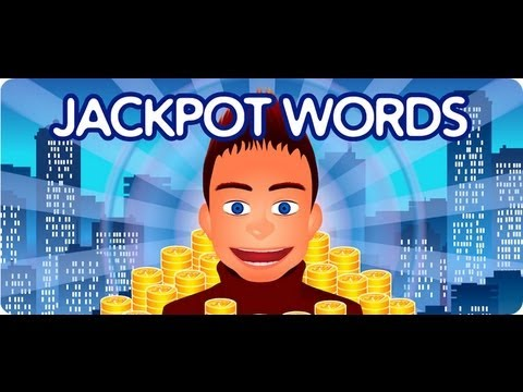 Video of Jackpot Words
