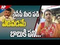 MLA Roja Controversial Comments On AP CM Chandrababu Naidu over Party Jumpings