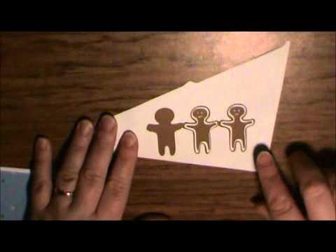 gingerbread set #3, Card Collectanea