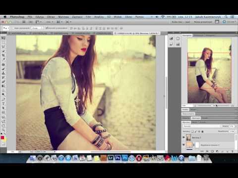 Efekt retro na waszych fotografiach - poradnik wideo