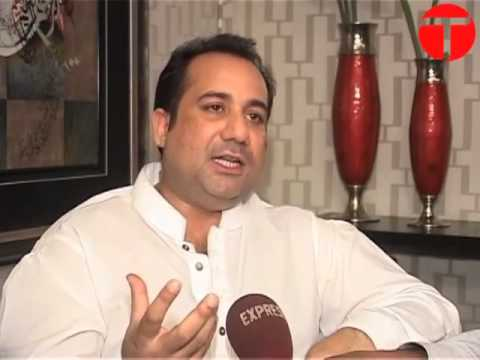 nusrat - Famous raag singer Rahat Fateh Ali Khan remembers Nusrat Fateh Ali Khan and his music.