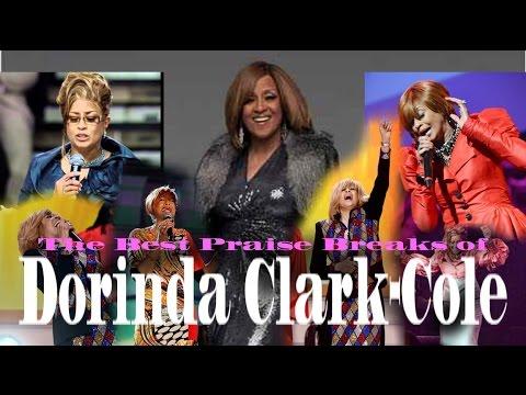 The Best Praise Breaks on the Planet of Dorinda Clark Cole