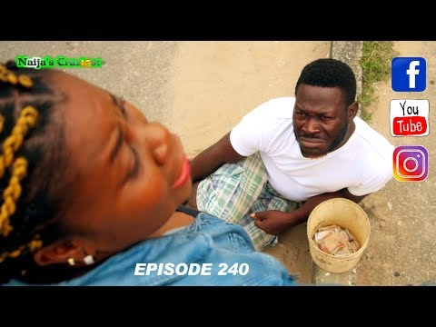 NO BEGGARS IN NEWYORK (Naijas Craziest Comedy)  Episode 243