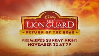 Nonton Teaser   The Lion Guard  Return Of The Roar   Disney Channel Film Subtitle Indonesia Streaming Movie Download