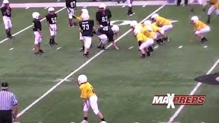 "Middle School Team Pulls Off ""Ugly Kardashian"" Trick Play - YouTube"