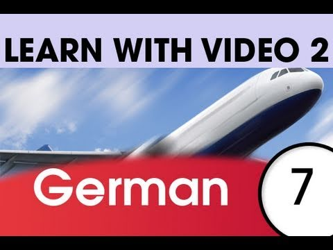Learn German with Video – Getting Around Using German