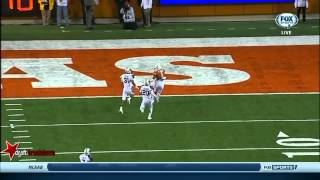 Mike Davis vs Texas Tech (2013)