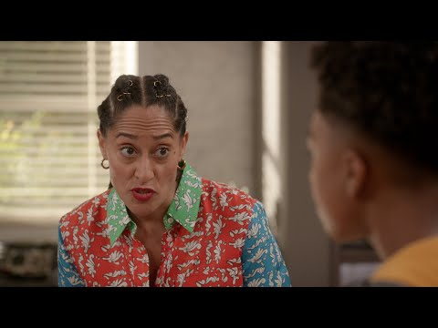 Rainbow Gives Jack Some Surprising Advice for 8th Grade - black-ish