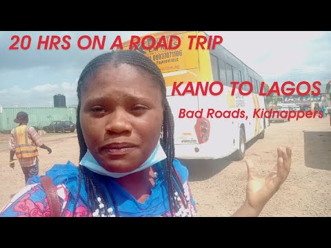 Kano to Lagos By Bus: My Experience on a 20hrs road trip