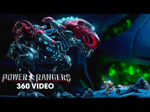 Power Rangers (Viral Video 'Zords Rising 360')