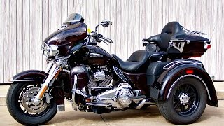 4. SOLD! 2014 Harley-Davidson Tri Glide® Ultra FLHTCUTG with Extras!