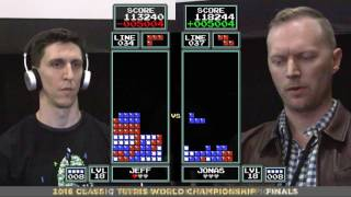 Video Finals - 2016 Classic Tetris World Championship MP3, 3GP, MP4, WEBM, AVI, FLV Desember 2017