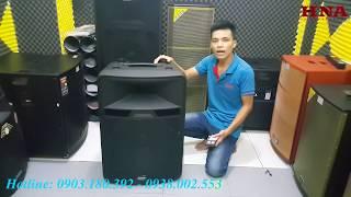 Loa Kéo Siêu Khủng BOSE 8018 | Bass 5 Tấc - Công Suất 900W