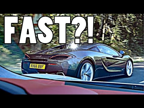 IS THE CHEAPEST MCLAREN FAST ENOUGH?!