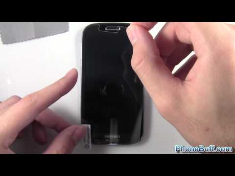 How To Put On A Screen Protector Without Bubbles