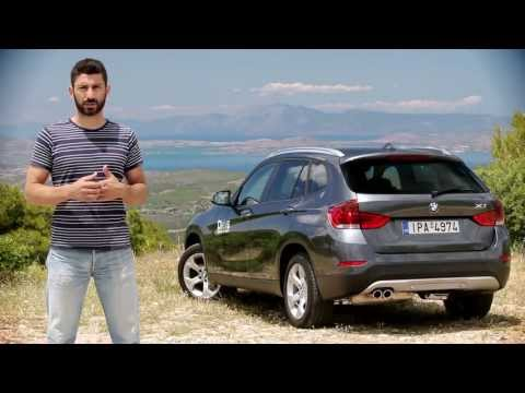 Test – BMW X1 sDrive16i