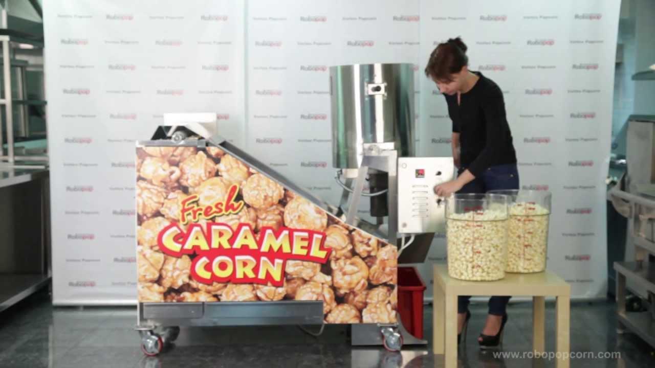 Semi-automatic caramelizer RoboSugar General presentation
