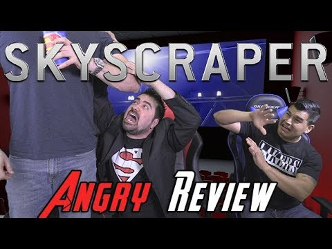 SkyScraper Angry Movie Review