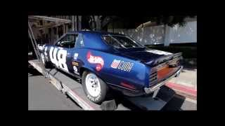 Nonton Dan Gurney's 1970 Plymouth 'Cuda AAR (All American Racers) Trans-Am Race Car. Film Subtitle Indonesia Streaming Movie Download