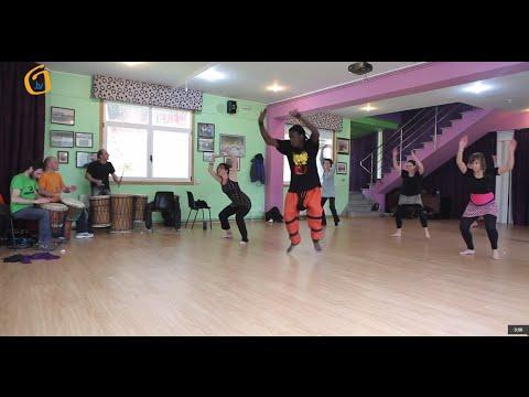 Obradoiro intensivo de danza e percursión africana