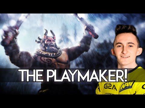 Na`Vi.GeneRaL The Playmaker! vs. Virtus Pro Dota 2