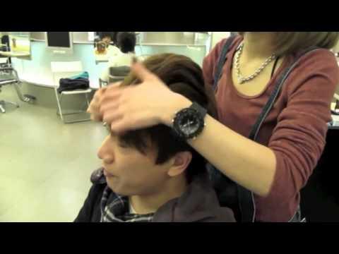 李奇旗艦店 Vis Salon-馬上帥  男生頭髮整理