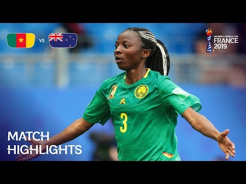 Cameroon v New Zealand - FIFA Women's World Cup France 2019™
