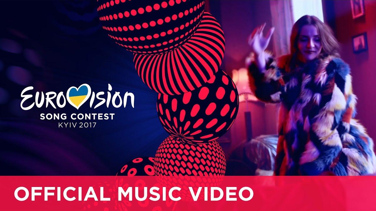 Jana Burčeska - Dance Alone (EJV Makedoonia 2017)