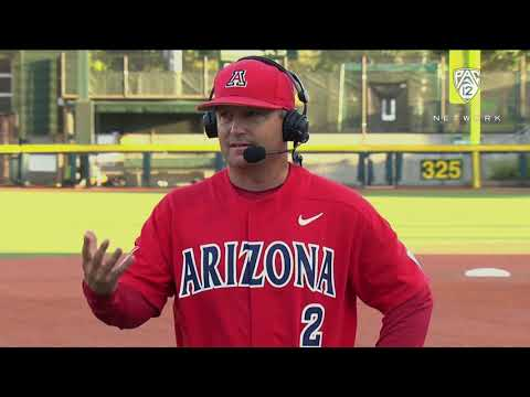 Jay Johnson says 'without question' Arizona baseball has done enough to reach the NCAA Tournament