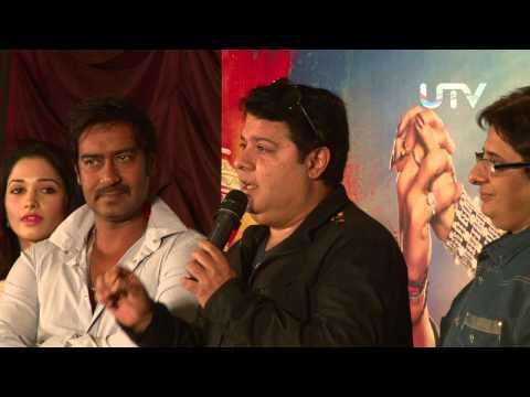 Himmatwala Trailer Launch | Sajid Khan