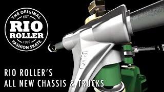 Rio Roller - Kicks Style trekové brusle