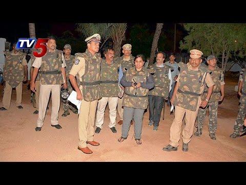 Police Cordon Search Operation In Jagadgiri Gutta | Hyderabad : TV5 News