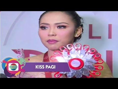 Selfi Menjadi Juara 1 Liga Dangdut Indonesia - Kiss Pagi