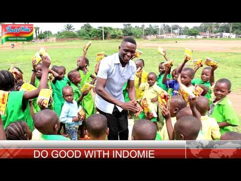 do good with indomie