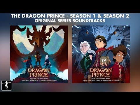 The Dragon Prince, Season 1&2 - Frederik Wiedmann - Soundtrack Preview (Official Video)