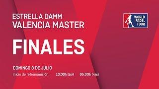 Finales - Estrella Damm Valencia Master 2018 - World Padel Tour