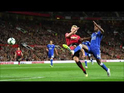 Manchester United 2-1 Leicester City (2018/19 Premier League Pogba, Shaw, Vardy)