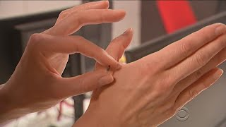 """The latest office innovation is a microchip, designed to replace the traditional keypad for opening doors, using the copier and even buying food in the cafeteria. The owner of Three Square Market in Wisconsin says at least 50 of his 80 employees have signed up to become bionic. Jamie Yuccas reports.Subscribe to the """"CBS Evening News"""" Channel HERE: http://bit.ly/1S7DhikWatch Full Episodes of the """"CBS Evening News"""" HERE: http://cbsn.ws/23XekKAWatch the latest installment of """"On the Road,"""" only on the """"CBS Evening News,"""" HERE: http://cbsn.ws/23XwqMHFollow """"CBS Evening News"""" on Instagram: http://bit.ly/1T8icTOLike """"CBS Evening News"""" on Facebook HERE: http://on.fb.me/1KxYobbFollow the """"CBS Evening News"""" on Twitter HERE: http://bit.ly/1O3dTTeFollow the """"CBS Evening News"""" on Google+ HERE: http://bit.ly/1Qs0aamGet your news on the go! Download CBS News mobile apps HERE: http://cbsn.ws/1Xb1WC8Get new episodes of shows you love across devices the next day, stream local news live, and watch full seasons of CBS fan favorites anytime, anywhere with CBS All Access. Try it free! http://bit.ly/1OQA29B---The """"CBS Evening News"""" premiered as a half-hour broadcast on Sept. 2, 1963. Check local listings for CBS Evening News broadcast times."""