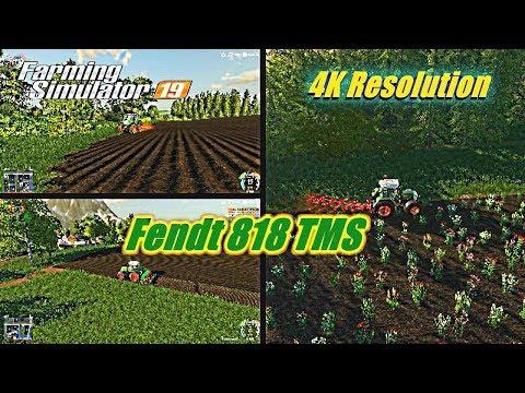 Fendt 818 TMS v1.0.0.0
