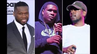 Jay Electronica - The Curse Of Mayweather (Kendrick Lamar & 50 Cent Diss) New Dirty NO DJ