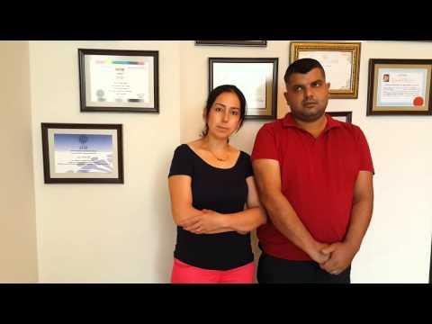 Ali Aşkaroğlu - Beyin Tümörü Hastası - Prof. Dr. Orhan Şen