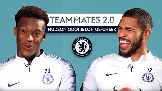 Video Which Chelsea player has the WORST fashion-sense? | Teammates 2.0 | Hudson Odoi & Loftus-Cheek MP3, 3GP, MP4, WEBM, AVI, FLV Maret 2019