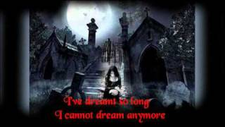 Anywhere (Evanescence) Dear my love, haven't you wanted to be with me And dear my love, haven't you longed to be free I can't keep pretending that I don't ev...