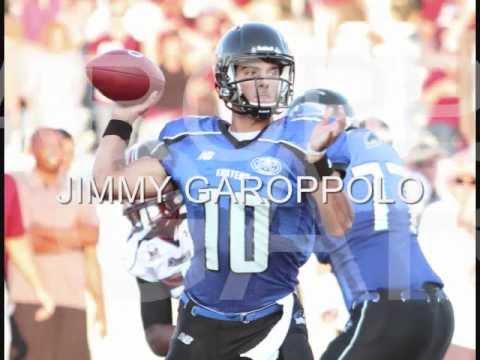 Jimmy Garoppolo National Performer of Week 1 - 2012 video.