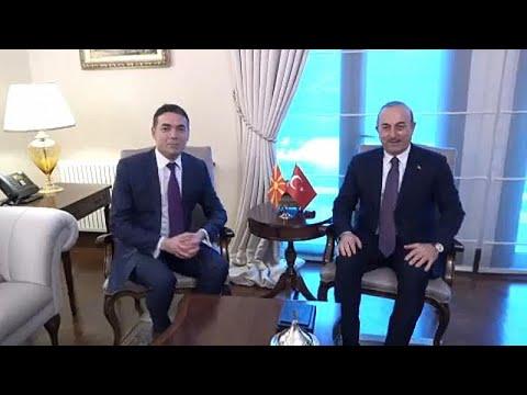 Σκοπιανό: Στην Τουρκία ο Νίκολα Ντιμιτρόφ